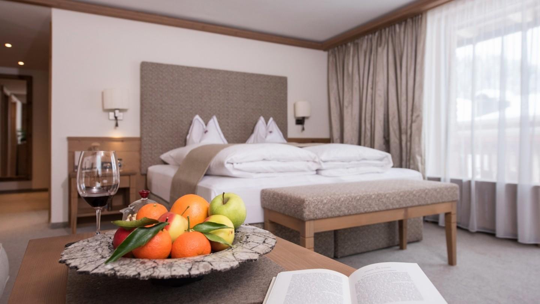Suite im Hotel und Chalet Madlochblick.